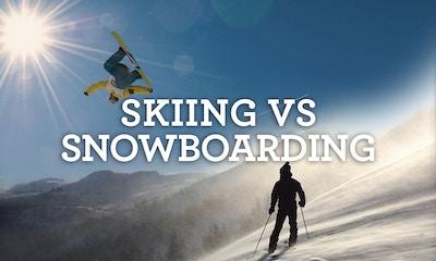 Skiing vs Snowboarding - How Do You Choose?