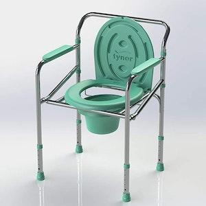 Tynor Commode Chair