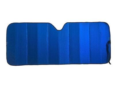 Premium Car Sunshades - Matt Blue