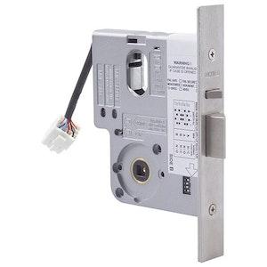 Lockwood 3570 Series Electric Mortice Lock Monitored – Satin Chrome