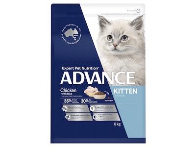 Advance Cat Kitten Growth Chicken 6Kg