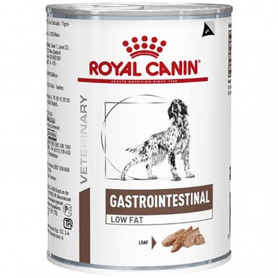 Royal Canin VET Gastrointestinal Low Fat Wet Dog Food