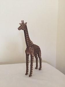 Giraffe 3d Puzzle