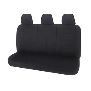 Universal All Terrain Rear Seat Covers Size 06/08S | Charcoal