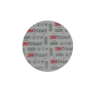 3M Trizact Foam Disc P3000 76mm, 02087 (1 Disc)