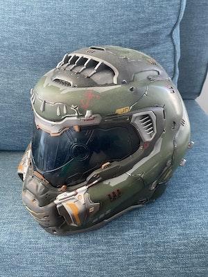 Doom Slayer Helmet