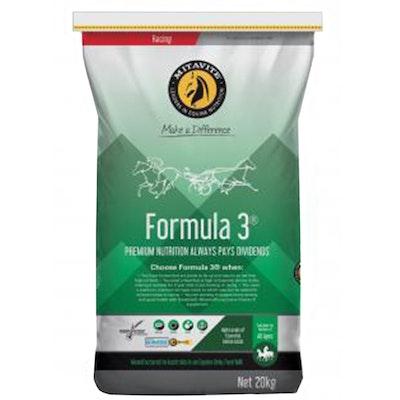 Mitavite Formula 3 Racing Horse Feed Supplement 20kg