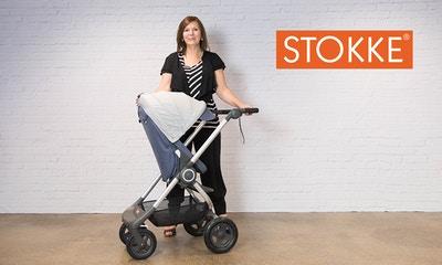 The Stokke Scoot Pram Review