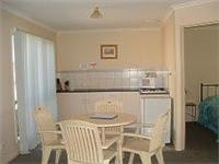 Cabin comfort at Roxby Downs Myall Grove Holiday Park South Australia