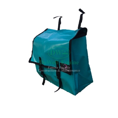Paterson Horse Rugs PVC Rug Bag Storage Idea - Great for stables and Shows