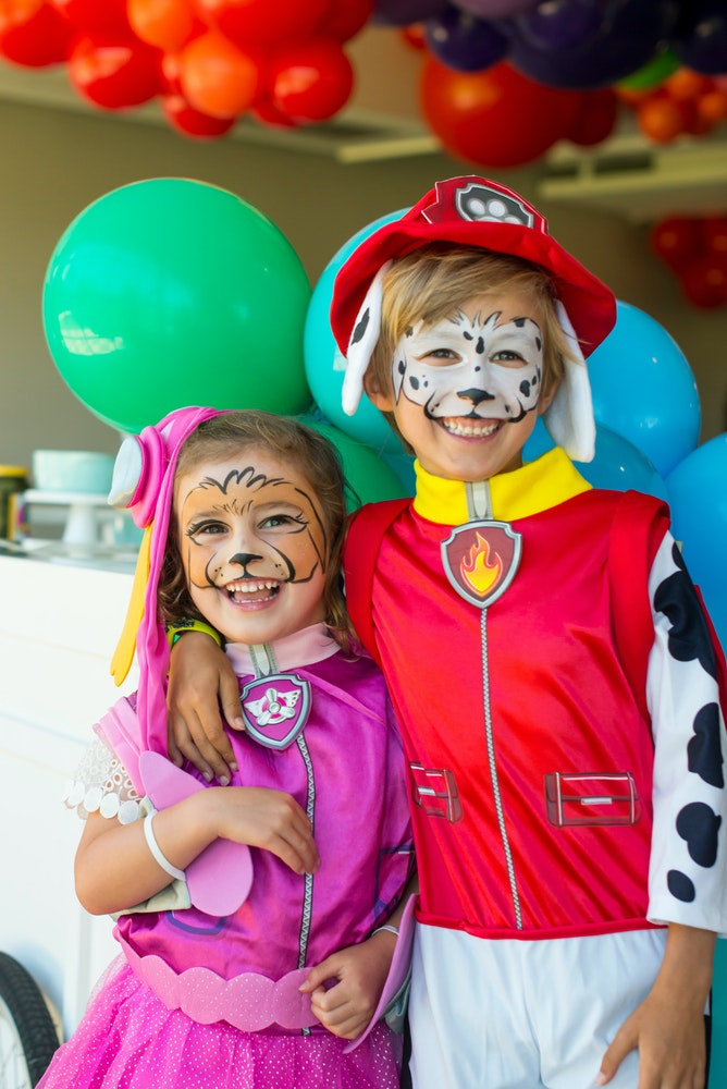 Paw Patrol Party Billie Judd's Birthday