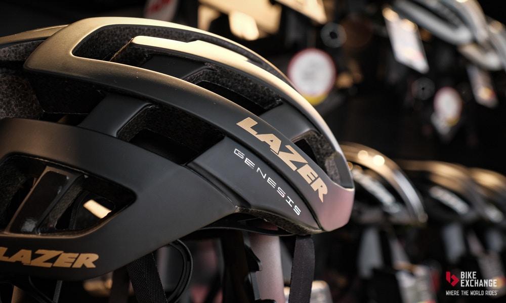 Lazer Genesis Road Bike Helmet Review