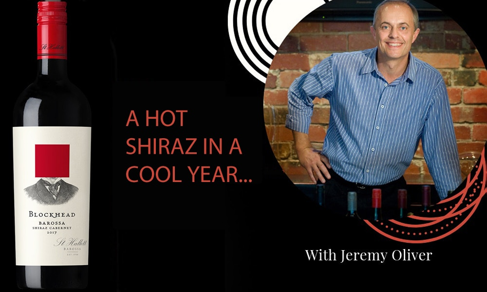 Hot Shiraz From A Cool Year