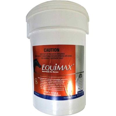 Virbac Equimax Horse Wormer Paste Skin Lesion Summer Sore Treatment Pail