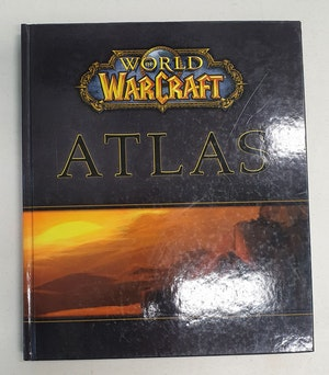 World of Warcraft ATLAS Hardcover (First Edition)