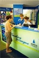 Aspen Parks reception Island Gateway Airlie Beach Queensland