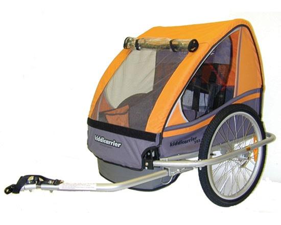 Phillips Kiddicarrier 202 (alloy), Bike Trailers