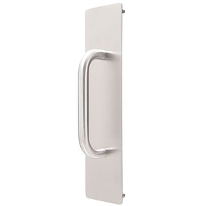 Dalco Concealed Fix Door Pull Handle With Plate