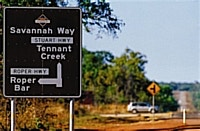 GSA's Great Drives of Australia - Savannah Way