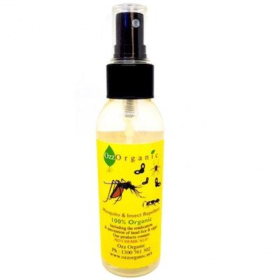 OZZ ORGANICS Ozz Organic Insect Repellent - 2 Sizes