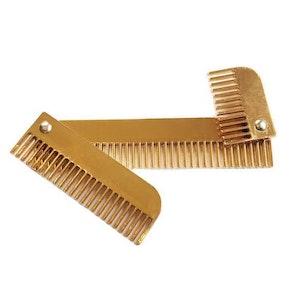 Hairy Pony Mane Sectioning Comb