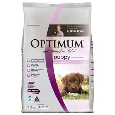 Optimum Puppy Chicken Dry Dog Food