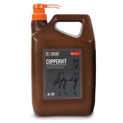 Foran Equine Coppervit 5L