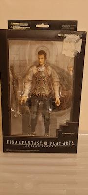 Final Fantasy XII Balthier figurine