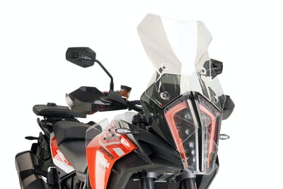 Puig Touring Screen To Suit KTM 1290 Super Adventure R/S 2017 - 2020 (Clear)