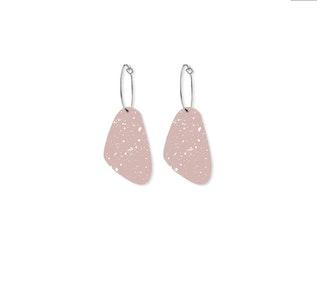 Moe Moe Dare Night Pippi Hoop Earrings