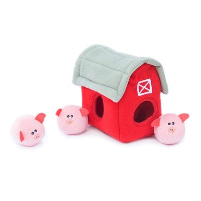 Zippy Paws Zippy Burrow - Pig Barn