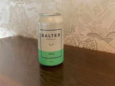 Balter XPA 375ml can
