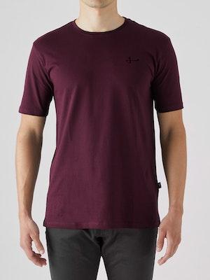 Givelo Wine 100% Peruvian Cotton T-Shirt
