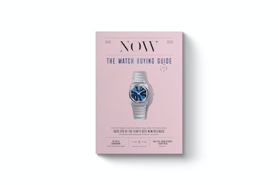 Time+Tide Watches NOW - The Watch Buying Guide by Time+Tide - Issue 3