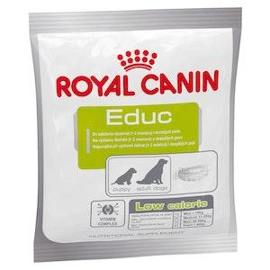Royal Canin Breed Nutrition Educ Treats - 30 x 50g