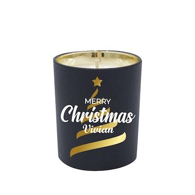 Symbolic Studio Christmas Black - Hand Poured Soy Candle