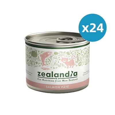 ZEALANDIA Salmon Pate Cat Wet Food 185g x 24