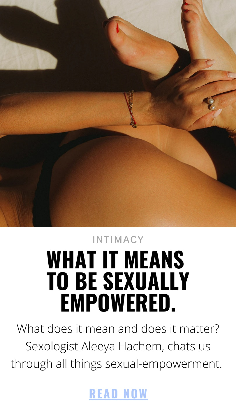 What it means to be sexually empowered