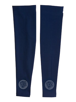 Attaquer Arm Warmers Navy/Reflective