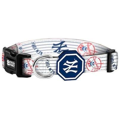 Fresh Pawz USA New York Yankees x Fresh Pawz | Collar