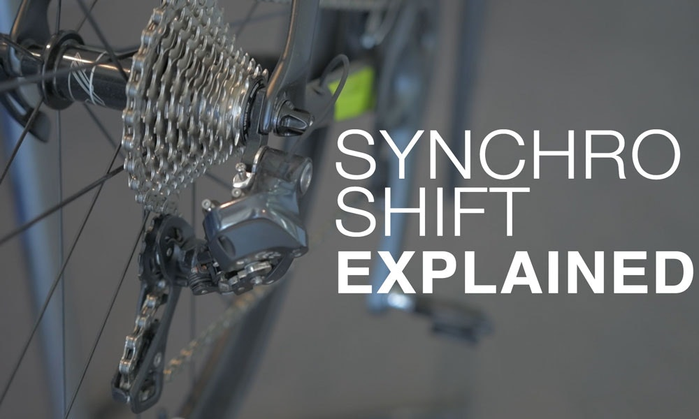 f62159f8608 Shimano Di2 Synchro Shifting Explained