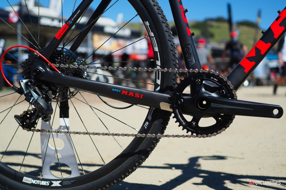 2016 Sea Otter Classic Masi Bicycles 21