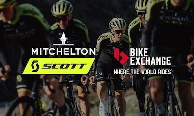 BikeExchange is opnieuw de shirtsponsor van Mitchelton-SCOTT tijdens de Tour de France 2020
