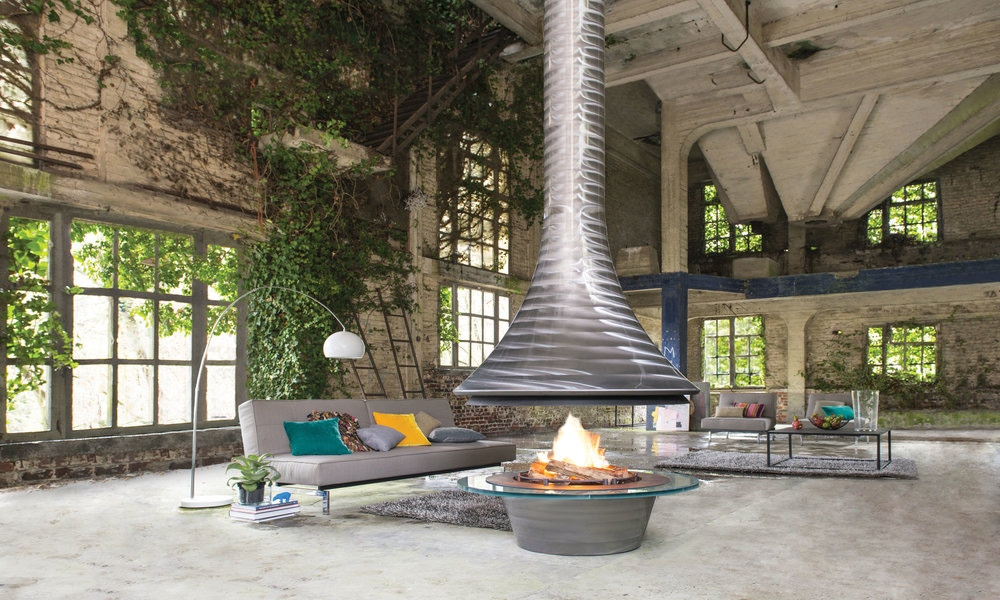 A New Dimension In Fireplace Design - Sculpt Fireplaces
