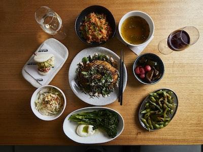 Tokyo Tina's Vegan Banquet, Feeds Two, $60pp