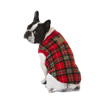 Hamish McBeth Red Tartan Dog Pyjamas