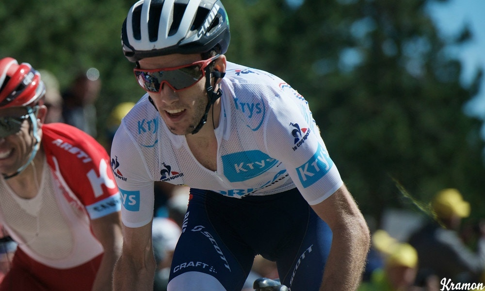 Adam Yates' Superb Tour de France