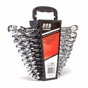 T810003 Spanner Set 24 Piece Metric/SAE Imperial ROE T810003