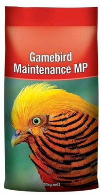Laucke Mills Laucke Gamebird Maintenance MP Food Micro Pellet 20kg