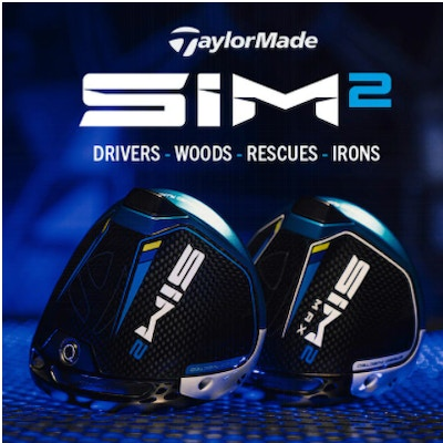 TaylorMade Unveils Revolutionary New Driver Construction with SIM2, SIM2 Max and SIM2 Max•D